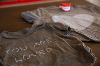 You Are Loved Youth Tees