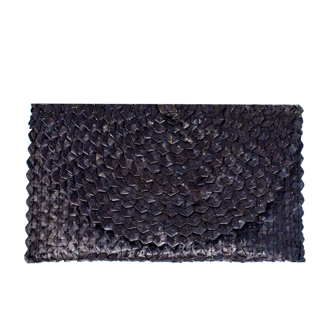 Grass Clutch - Black