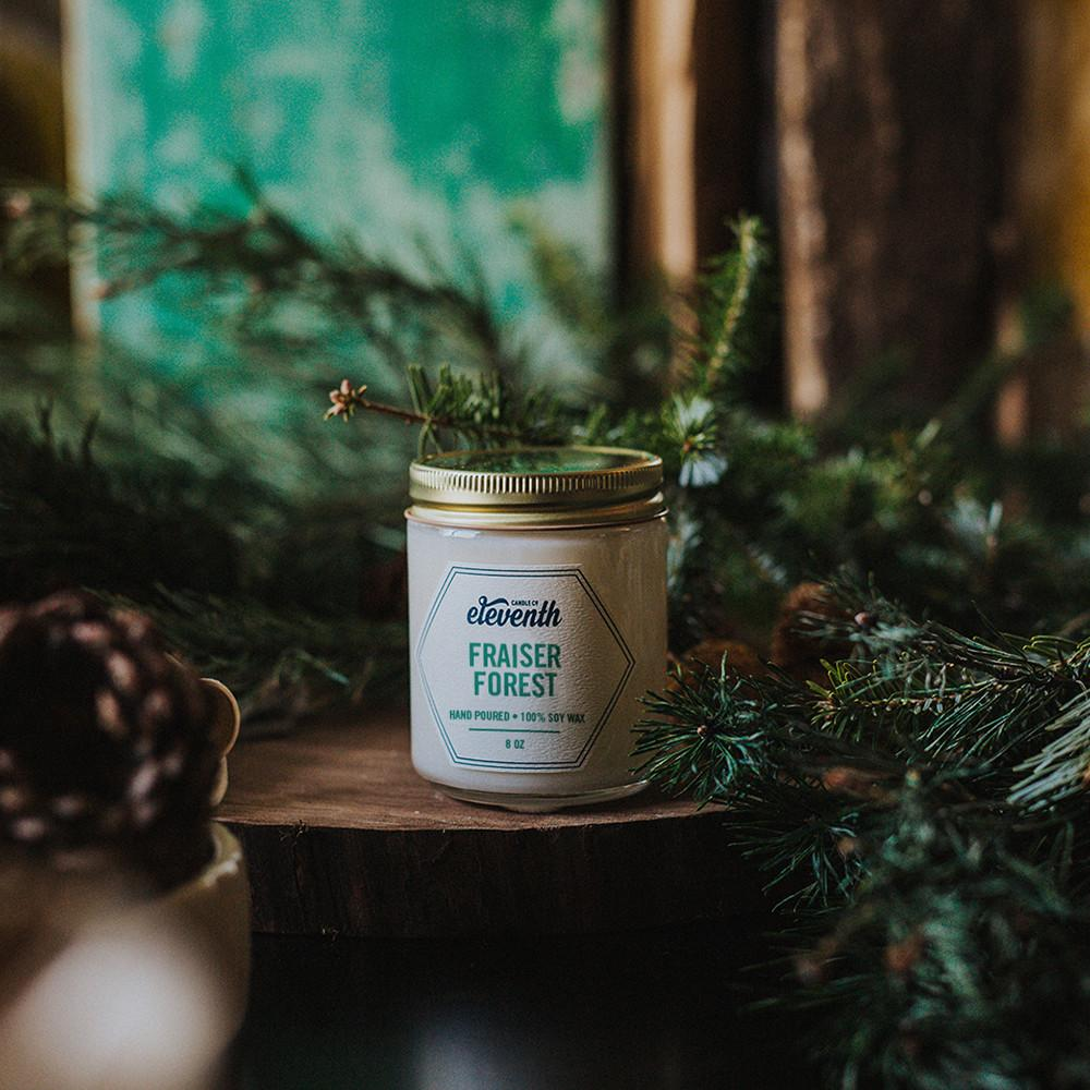 Frasier Forest Candle