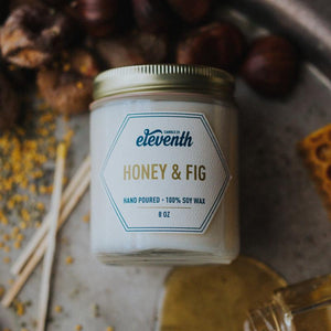 Honey and Fig Candle