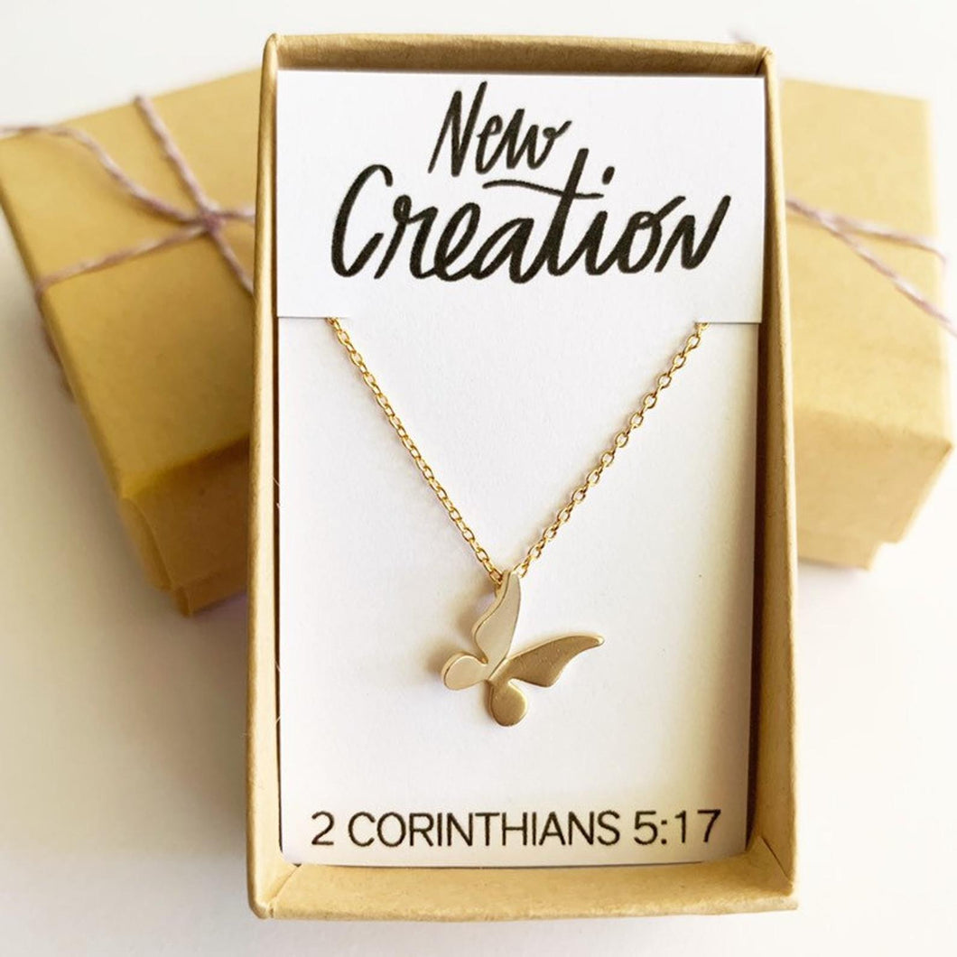 New Creation Necklace