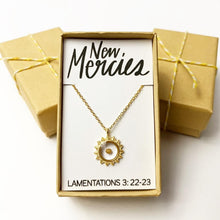 Load image into Gallery viewer, New Mercies Necklace