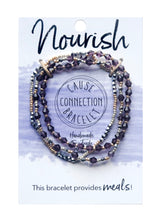 Load image into Gallery viewer, Nourish cause bracelet