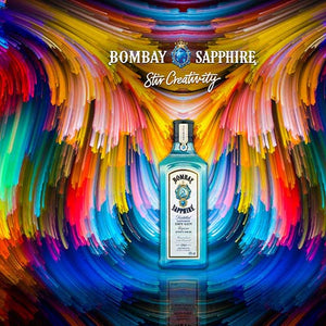 Bombay Sapphire Spins Creativity Toward a Cause