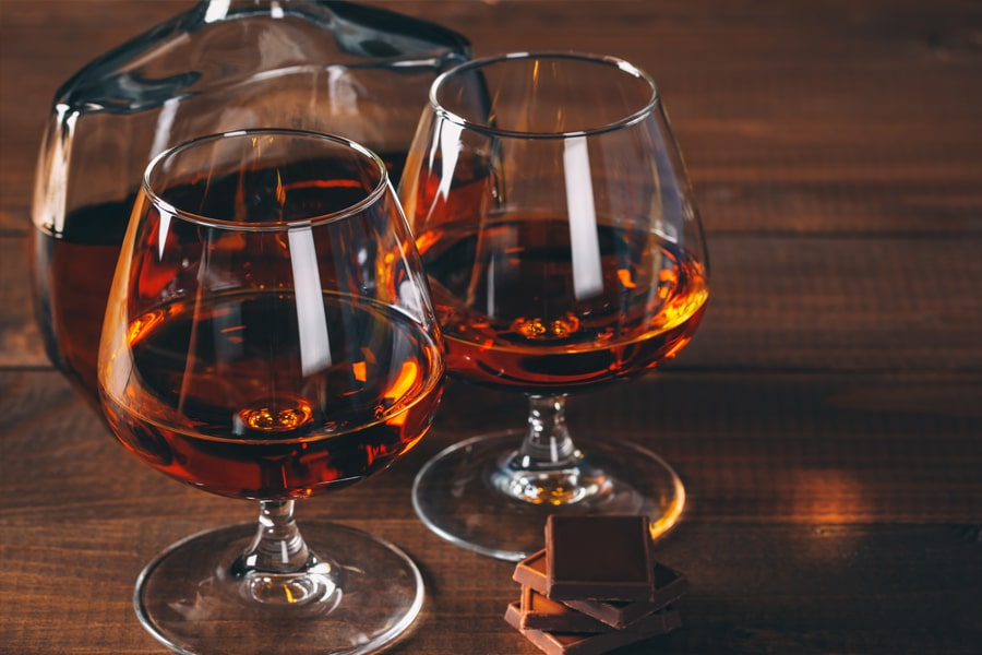 Brandy and Cognac: The Differences