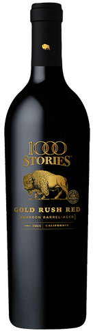 1000 Stories Gold Rush Red, 2016