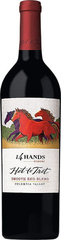 14 Hands Hot to Trot Red Blend 2017