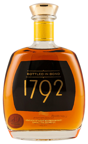 1792 Kentucky Straight Bourbon Bottled-in-Bond, 750mL