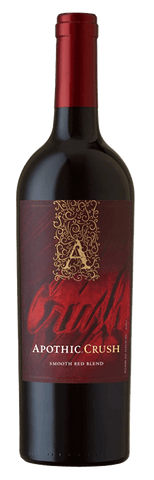 Apothic Crush Red Blend, 2018