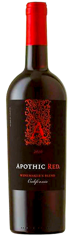 Apothic Red Winemaker's Blend, 2019