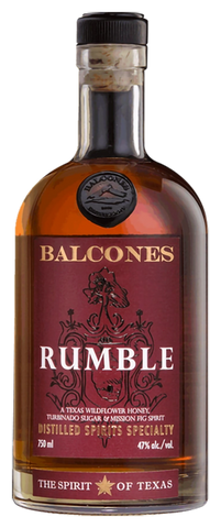 Balcones Rumble Texas Spirit, 750mL