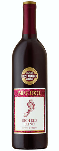 Barefoot Rich Red Blend