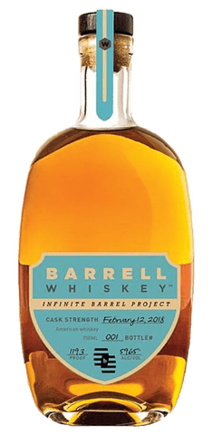 Barrell Infinite Barrel Project American Whiskey, 750mL