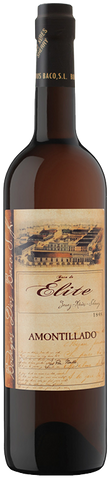 Bodegas Baco de Elite Amontillado Sherry, 750mL