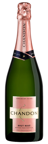 Chandon Brut Rose Champagne, 750mL