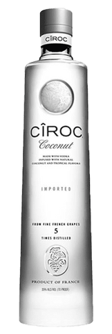 Ciroc Coconut Vodka, 750mL