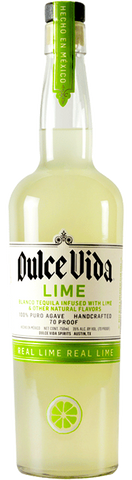 Dulce Vida Lime Tequila, 750mL