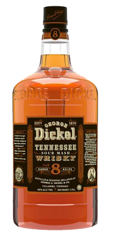 George Dickel Tennessee Sour Mash Whisky, 1.75L