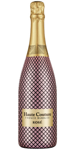 Haute-Couture French Bubbles Rose Champagne