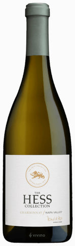 Hess Collection Chardonnay 2017