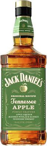 Jack Daniel's Tennessee Apple Whiskey