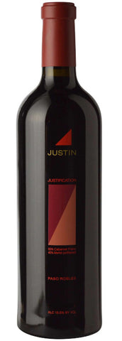 Justin Justification Red Blend 2016