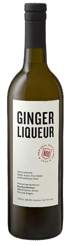 New Deal Distillery Ginger Liqueur, 750mL