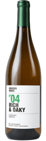 Obvious Wines No 04 Rich & Oaky, 2018