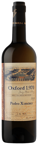 Oxford Pedro Ximenez Sherry, 500mL