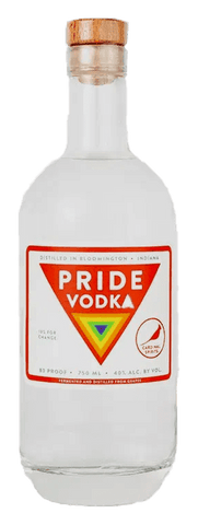 Cardinal Spirits Pride Vodka, 750mL
