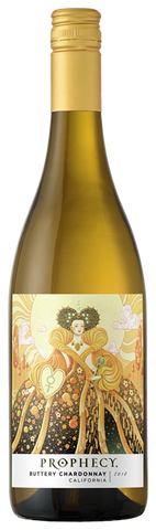 Prophecy Buttery Chardonnay, 2018