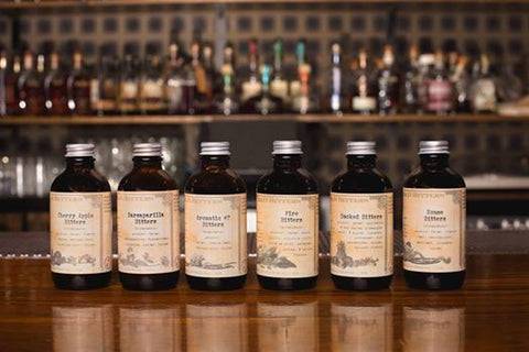 R&D Smoked Bitters