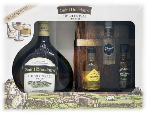 Saint Brendan's Irish Cream Liqueur Gift Sex