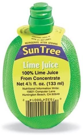 SunTree Lime Juice 7oz