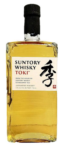 Suntory Toki Japanese Whisky, 750mL