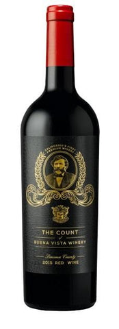 The Count Sonoma County Red Blend 2015