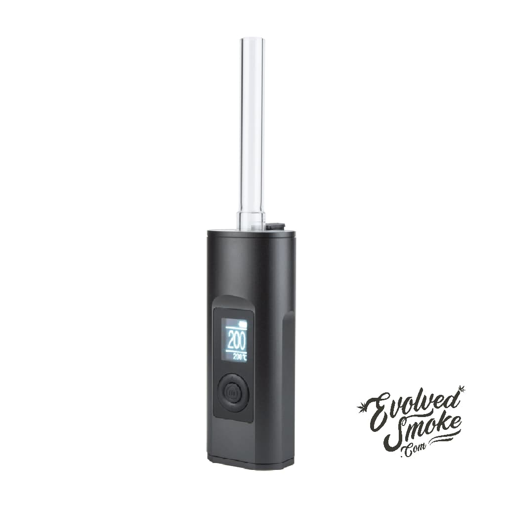 Arizer Solo 2-Vaporizer-Black | EvolvedSmoke.com | Shop Vaporizers, Bongs, Glassware & Accessories