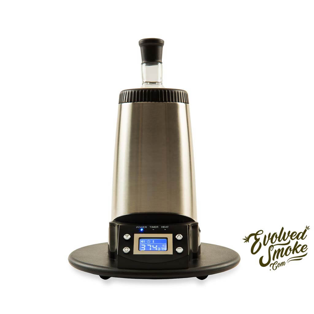 Arizer V Tower-Vaporizer | EvolvedSmoke.com | Shop Vaporizers, Bongs, Glassware & Accessories
