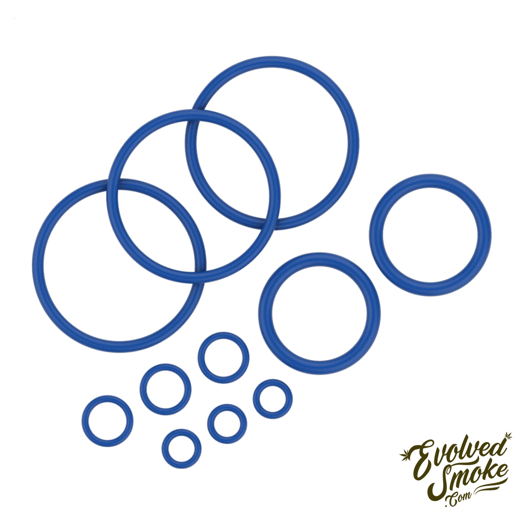 Crafty O-Ring Set | EvolvedSmoke.com | Crafty Accessories