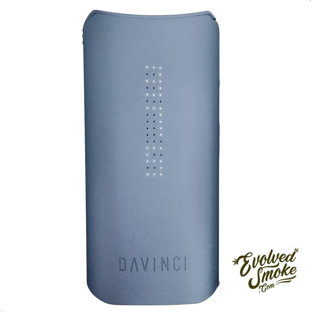 Davinci IQ-Vaporizer-Blue-Portable Vaporizers | EvolvedSmoke.com | Shop Vaporizers, Bongs, Glassware & Accessories