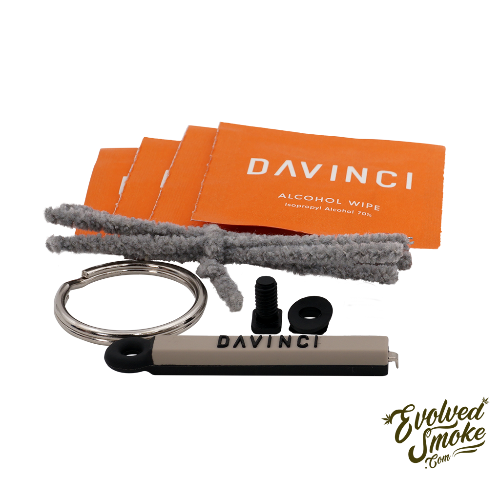 Davinci Miqro Accessory Kit | Accessories  | EvolvedSmoke.com | Shop Vaporizers, Bongs, Glassware & Accessories