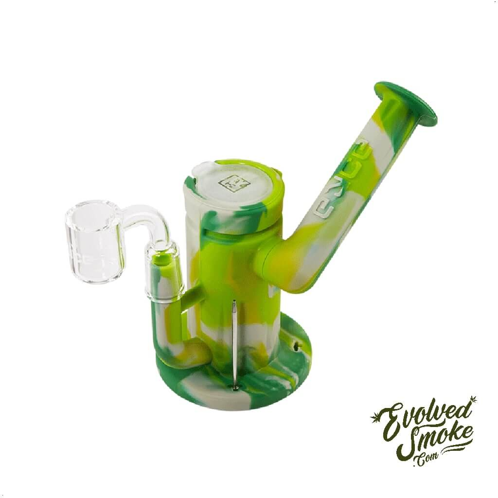 EYCE Sidecar Flower Purple | EvolvedSmoke.com | Shop Vaporizers, Bongs, Glassware & Accessories