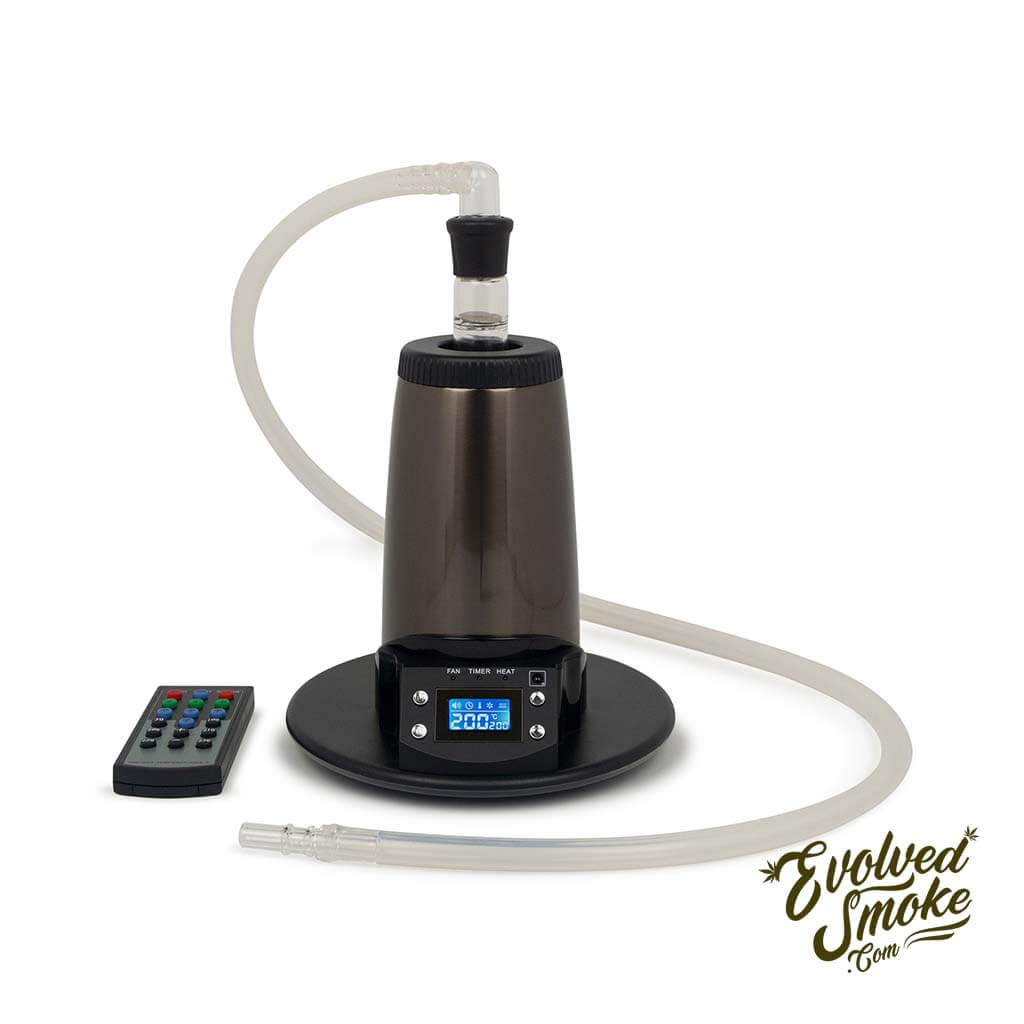 Arizer Extreme Q-Vaporizer-Remote Control- | EvolvedSmoke.com | Shop Vaporizers, Bongs, Glassware & Accessories