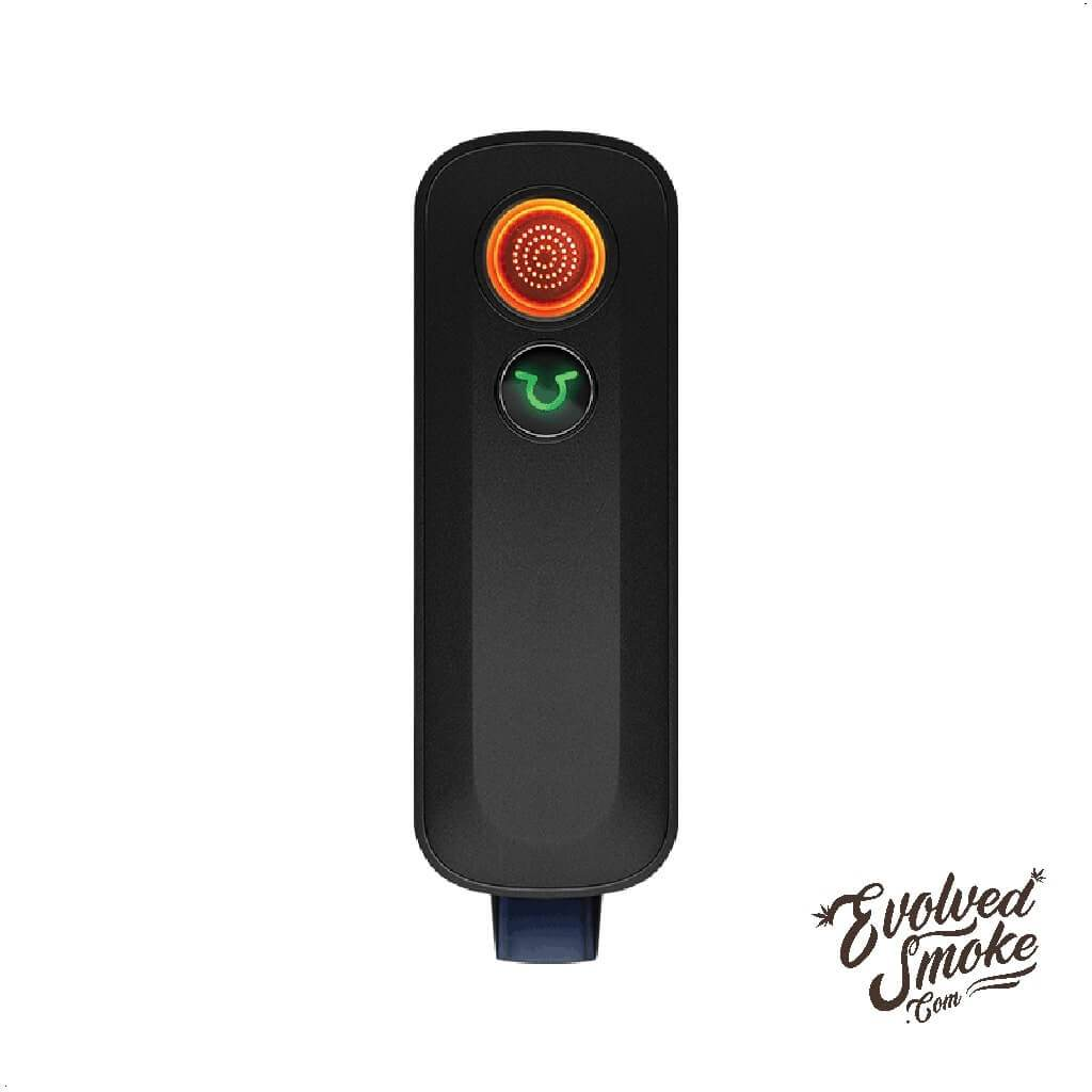 Firefly 2-Jet-Black-Vaporizer | EvolvedSmoke.com | Shop Vaporizers, Bongs, Glassware & Accessories