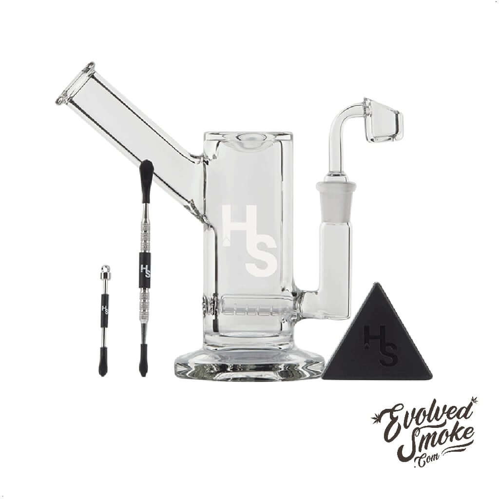 Higher Standards Heavy Duty Rig - EvolvedSmoke