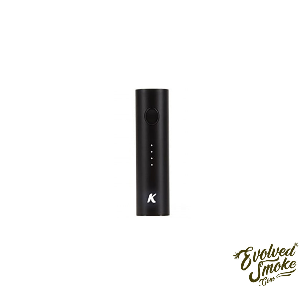 KandyPens Crystal-Battery-Black | EvolvedSmoke.com | Shop Vaporizers, Bongs, Glassware & Accessories
