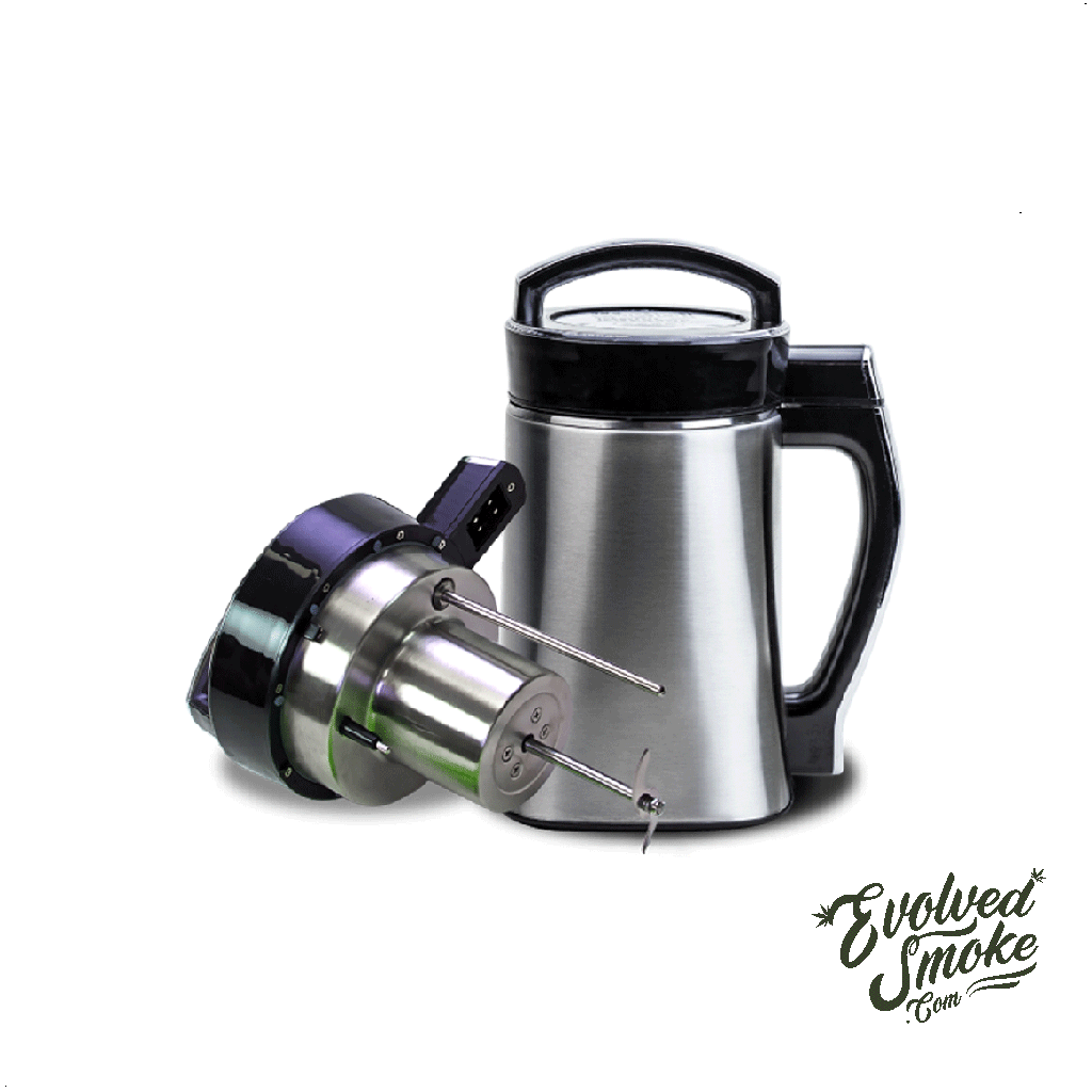 Magical Butter-MB2e-Botanical Extractor-Stainless-EvolvedSmoke.com