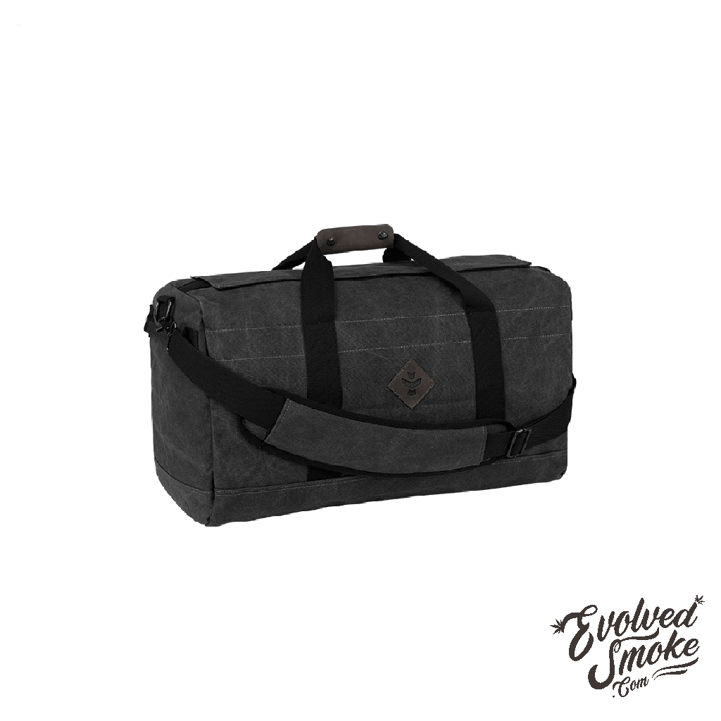 The Around Towner-Duffle Bag-72L-Smoke | Storage | EvolvedSmoke.com | Shop Vaporizers, Bongs, Glassware & Accessories