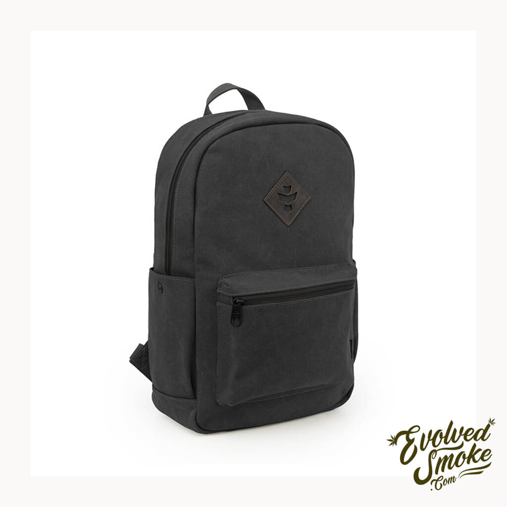 The Escort Backpack | Revelry Supply | Smoke | 18L | EvolvedSmoke.com