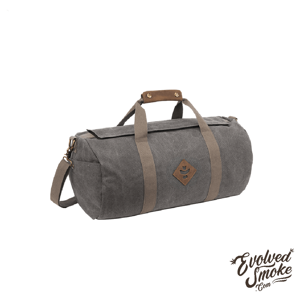 Revelry The Overnighter - Small Duffle Bag - EvolvedSmoke